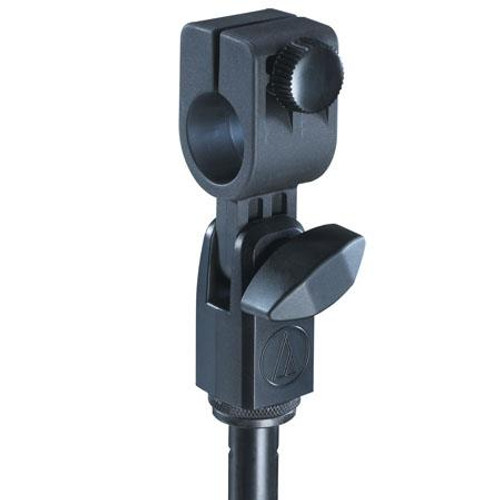 Audio-Technica AT8471 Microphone isolation stand clamp for microphones with 21 mm body diameter