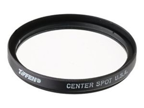 Tiffen 58mm center spot filter