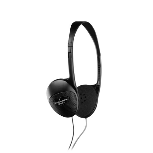 Audio Technica ATH-P3 Lightweight open-back dynamic on-ear headphones