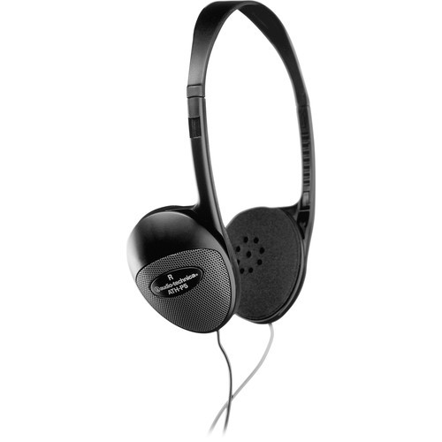 Audio-Technica ATH-P5 Lightweight open-back dynamic on-ear headphones