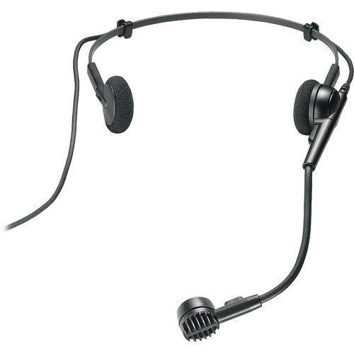 Audio-Technica ATM75 Cardioid condenser headworn microphone