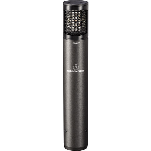Audio-Technica ATM450 Cardioid side-address condenser stick instrument microphone