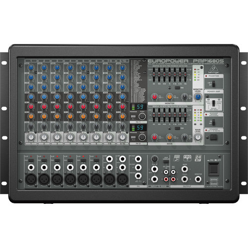Behringer PMP1680S 10-Channel Mixer