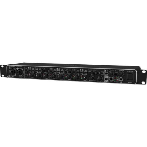 Behringer UMC1820 U-PHORIA UMC1820 - USB 2.0 Audio/MIDI Interface, left