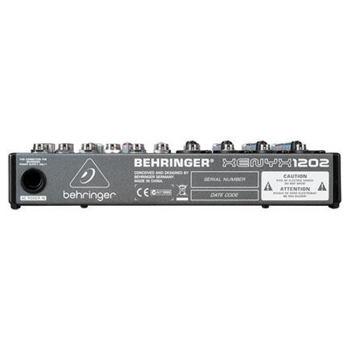 Behringer 1202 12 Channel Audio Mixer