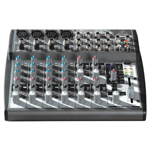 Behringer 1202FX 12-Channel Sound Mixer with Effects