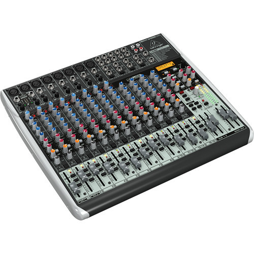 Behringer QX2222USB 22-Input USB Audio Mixer with Effects