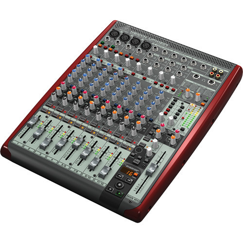 Behringer UFX1204 Premium 12-Input 4-Bus Mixer