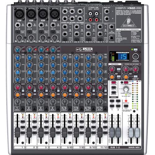 Behringer Premium 16-Input 2/2-Bus Mixer