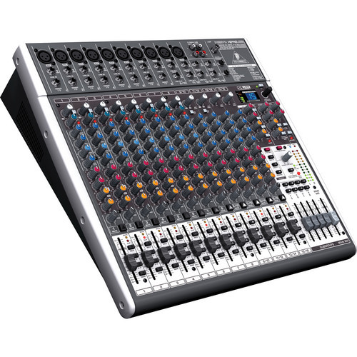 Behringer X2442USB 24-Input USB Audio Mixer with Effects