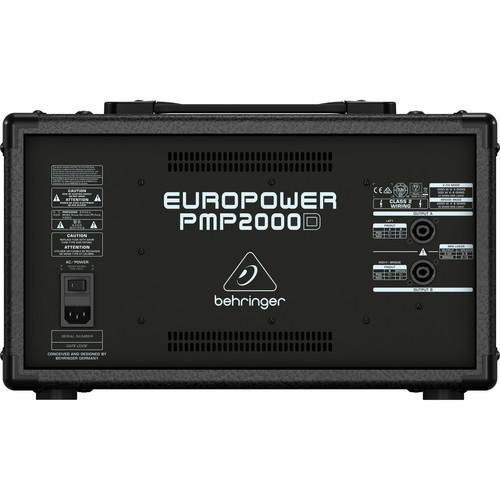 Behringer PMP2000D 2000W 14-Channel Mixer