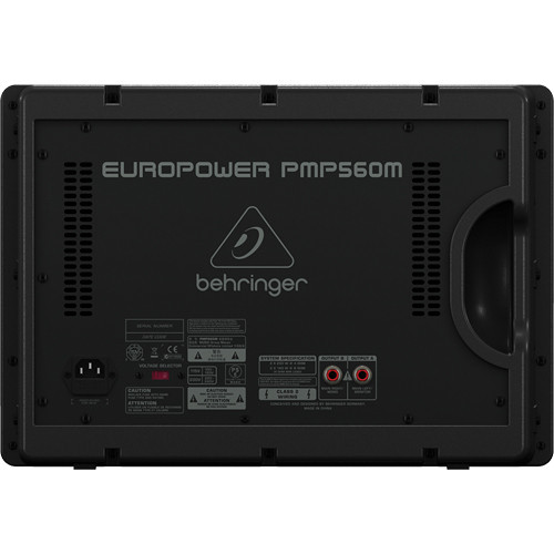 Behringer PMP560M 500W 6-Channel Mixer