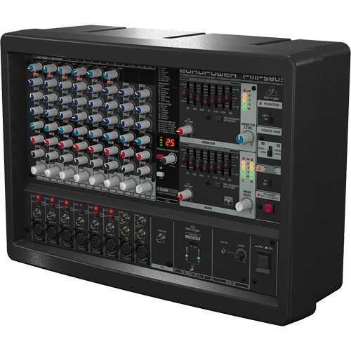 Behringer PMP580S 500W 10-Channel Mixer