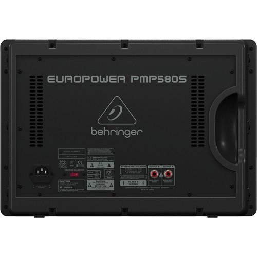 Behringer PMP580S 500W 10-Channel Mixer