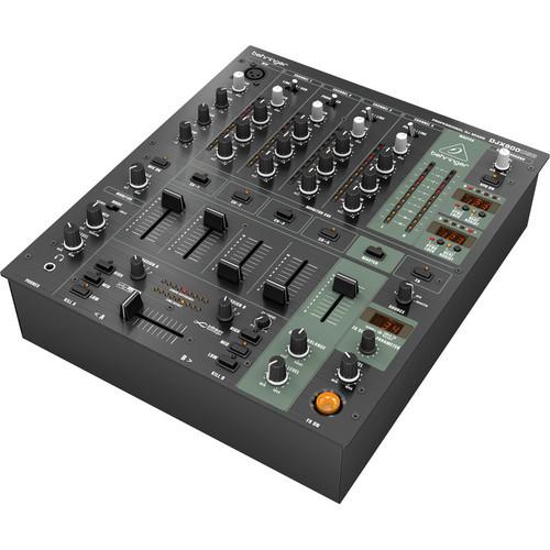 Behringer DJX900USB Professional 5-Channel DJ Mixer