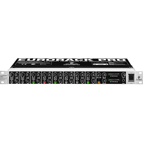 Behringer RX1602 16 Channel Rackmountable Line Mixer