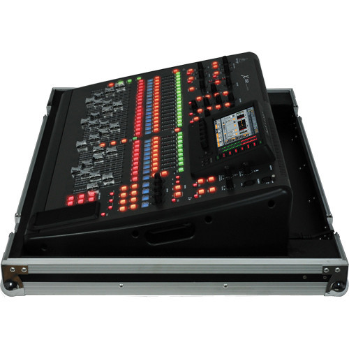 Behringer 40-Input, Digital Mixing Console & Flight Case