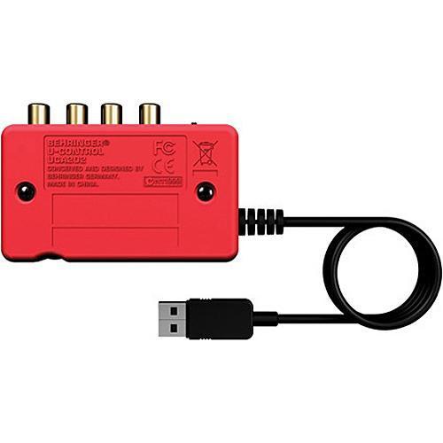 BehringerU-CONTROL USB 1.1 Digital Audio Interface