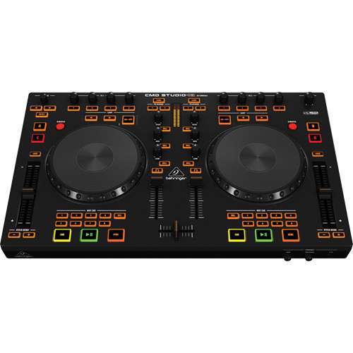 Behringer 4-Deck DJ MIDI Controller