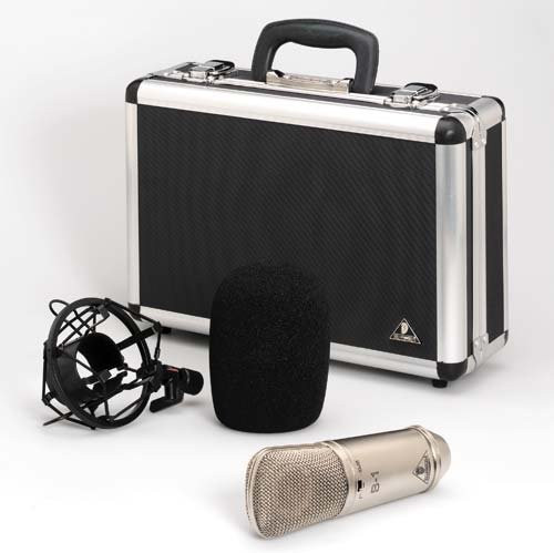 Behringer B1/B Single-Diaphragm Studio Condenser Microphone