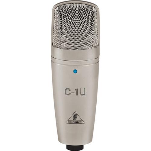 Behringer C1U USB Studio Condenser Microphone