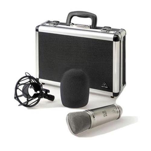 Behringer B2PRO Dual-Diaphragm Studio Condenser Microphone