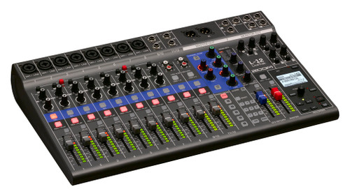 Zoom L-12 with chords