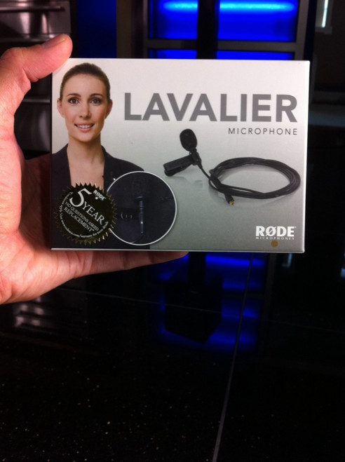 RODE Lavalier Retail Package