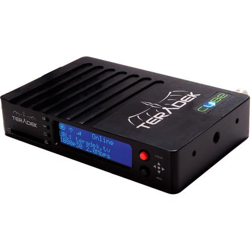 Teradek 10-0605 Cube 605 HD-SDI Encoder 10/100/1000 USB