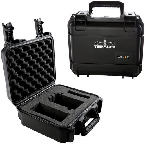 Teradek 11-0052 Teradek Protective Case: Bolt TX + 2RX
