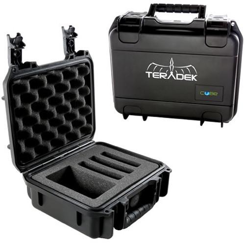 Teradek 11-0053 Teradek Protective Case: Cublet or 2x Cubes