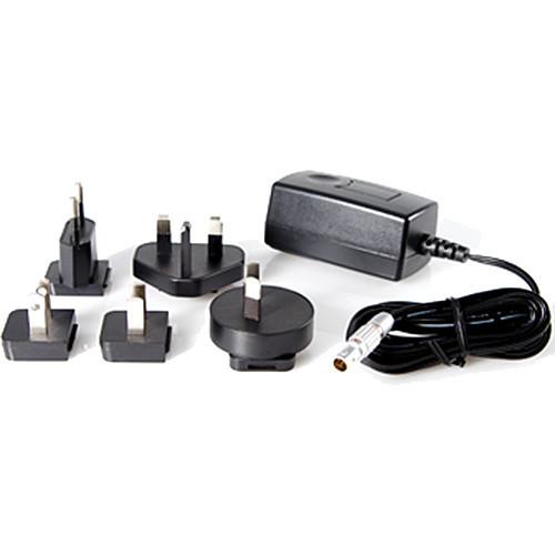 Teradek 11-0054 2pin Lemo-30 Watt AC Adapter, Bond II