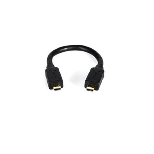 Teradek 11-0075 Micro HDMI Male/Micro HDMI Male Cable 6in