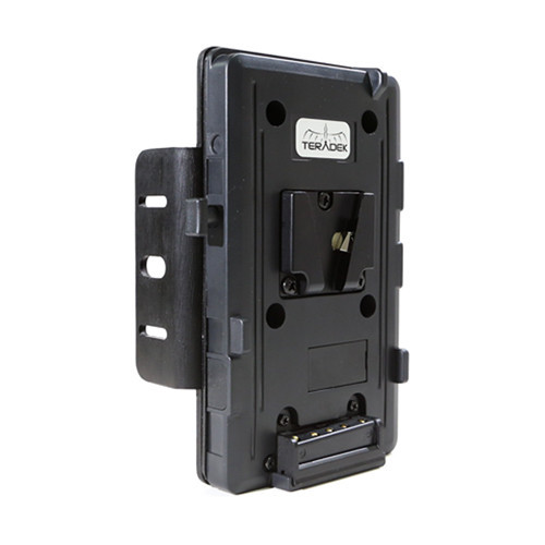 Teradek 11-0764 Bolt TX Single V Mount Battery Plate