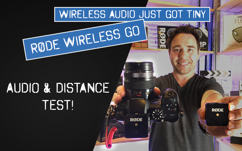 BEST BUDGET CAMERA WIRELESS MIC! Rode Wireless Go