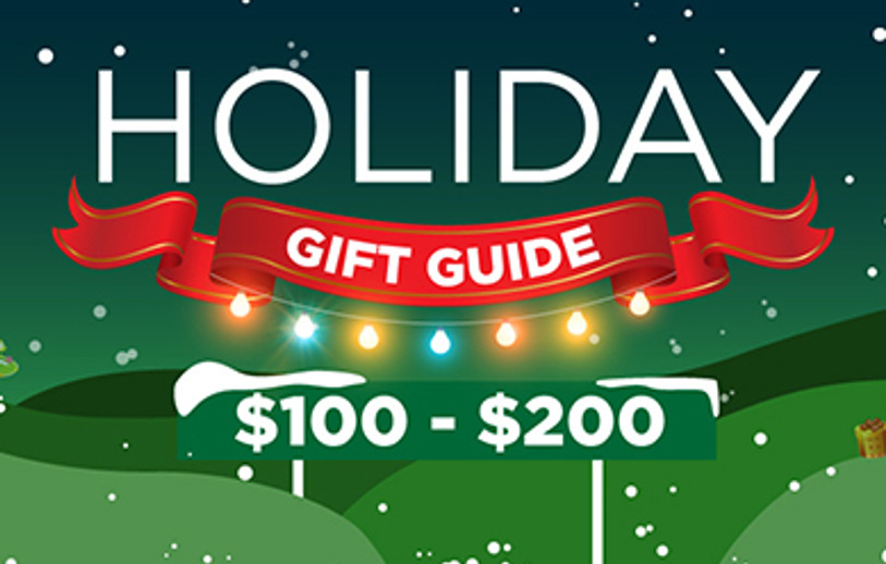 Holiday Gift Guide $100-$200