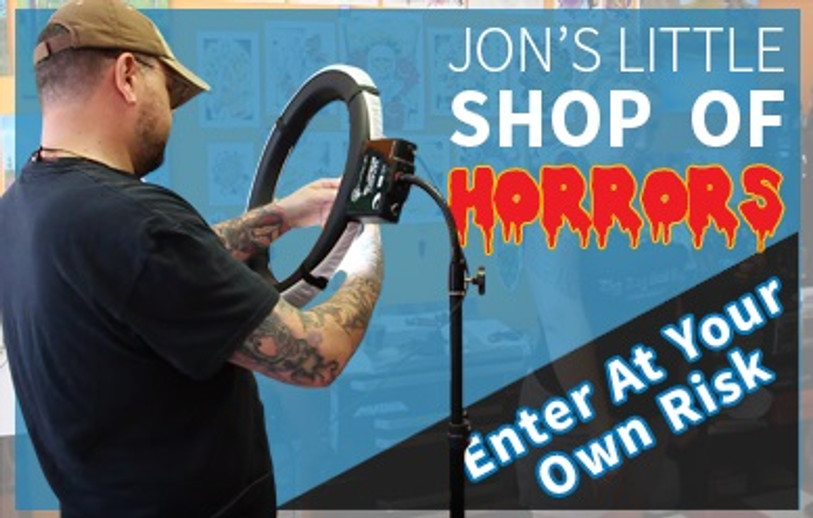 Jon's Little Shop of Horrors