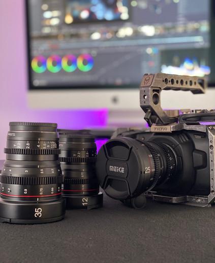 New! Meike Cinema Prime Lenses