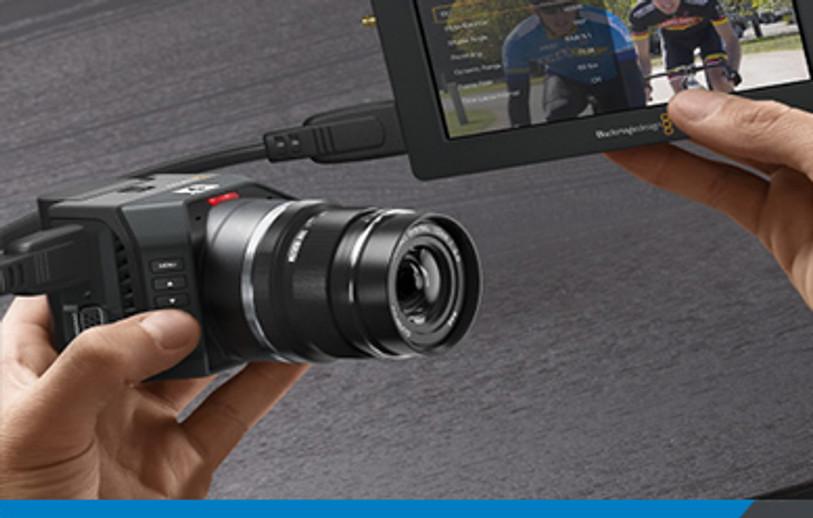 The Blackmagic Design 4k Camera is On It's Way