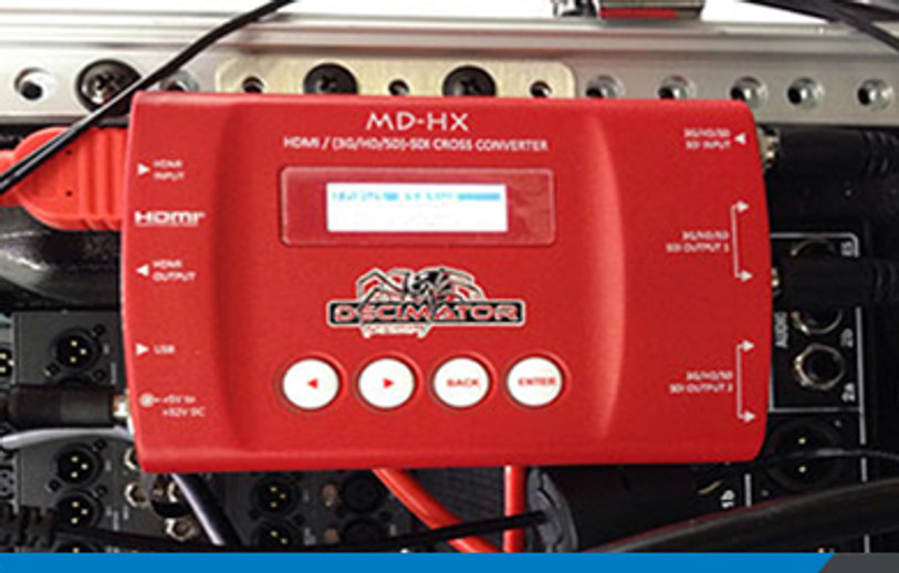 Decimator MD-HX: The Swiss Army Knife of Video Converters