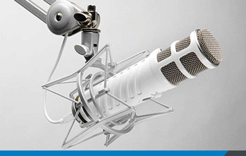 RODE Podcaster Review by Glen Moyer of www.aero-news.net