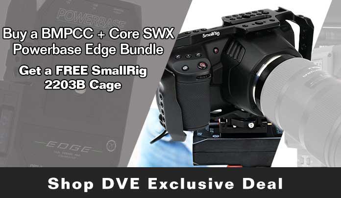 Blackmagic Pocket Cinema Camera 6K Sale