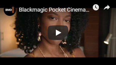 Black Magic Pocket Cinema Camera 4k - Models Walking In Daylight