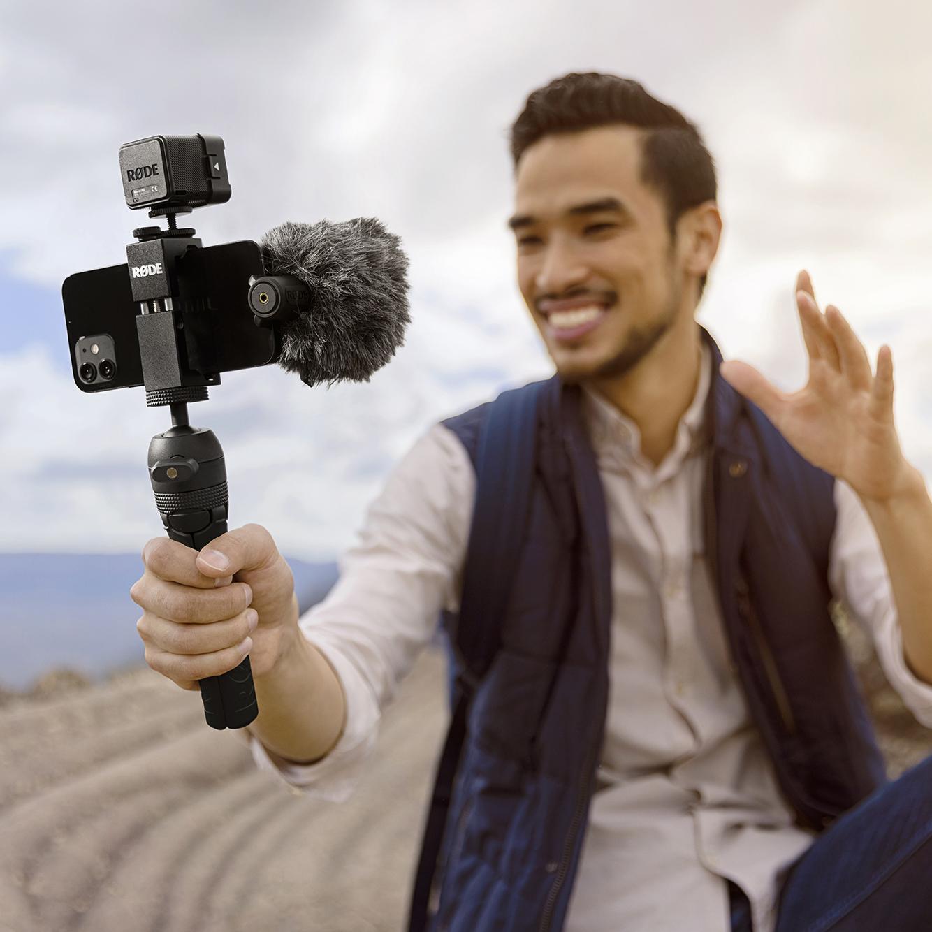 Rode Vlogger Filmmaking Kit f/ür iOS