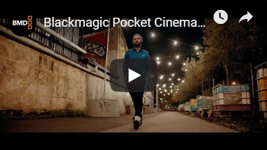 Black Magic Pocket Cinema Camera 4k - The Color Of Light