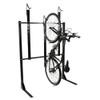 Wall Mount - 3 Bike Parking with Locking Bar
