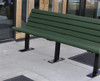 4' Jameson Park Bench
