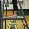 Mega Volleyball Ref Folding Referee Stand 3