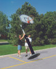 QwikChange Tilting Playground Basketball System