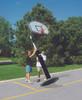 QwikChange Tilting Playground Basketball System